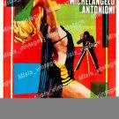 Blow Up 1967 Vintage Movie Poster Reprint 9