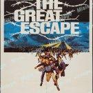 The Great Escape 1963 Vintage Movie Poster Reprint 4