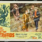 The Day Of The Triffids 1962 Vintage Movie Poster Reprint 5