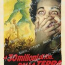 20 Million Miles To Earth 1960 Vintage Movie Poster Reprint 4