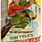 Phantom Of The West The 1931 Vintage Movie Poster Reprint
