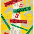 Citizen Kane 1957 Vintage Movie Poster Reprint 29