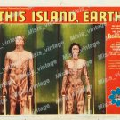 This Island Earth 1955 Vintage Movie Poster Reprint 37