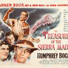 The Treasure Of The Sierra Madre 1948 Vintage Movie Poster Reprint 25
