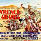 Lawrence Of Arabia 1963 Vintage Movie Poster Reprint 26