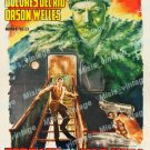 Journey Into Fear 1950 Vintage Movie Poster Reprint 5