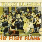 His First Flame 1927 Vintage Movie Poster Reprint 4