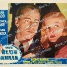 The Blue Dahlia 1946 Vintage Movie Poster Reprint 22
