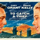 To Catch A Thief 1955 Vintage Movie Poster Reprint 32