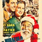 Miracle On 34th Street 1947 Vintage Movie Poster Reprint 7