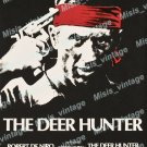 The Deer Hunter 1978 Vintage Movie Poster Reprint 2
