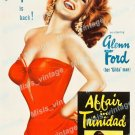 Affair In Trinidad 1952 Vintage Movie Poster Reprint 11