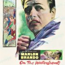 On The Waterfront 1954 Vintage Movie Poster Reprint 23