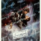 The Empire Strikes Back 1980 Vintage Movie Poster Reprint 9