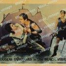 The Black Pirate 1926 Vintage Movie Poster Reprint 8