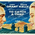 To Catch A Thief 1955 Vintage Movie Poster Reprint 31