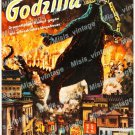 Godzilla 1956 Vintage Movie Poster Reprint 40