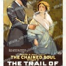 The Trail Of The Octopus 1919 Vintage Movie Poster Reprint