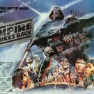 The Empire Strikes Back 1980 Vintage Movie Poster Reprint 8