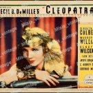 Cleopatra 1934 Vintage Movie Poster Reprint 4