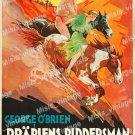 The Golden West 1932 Vintage Movie Poster Reprint 3