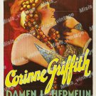 The Lady In Ermine 1927 Vintage Movie Poster Reprint
