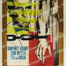 The Enforcer 1964 Vintage Movie Poster Reprint 6