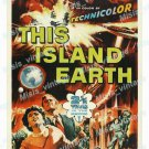 This Island Earth 1955 Vintage Movie Poster Reprint 34