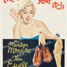 The Seven Year Itch 1955 Vintage Movie Poster Reprint 16