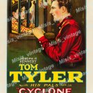 Cyclone Of The Range 1927 Vintage Movie Poster Reprint