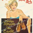 The Seven Year Itch 1955 Vintage Movie Poster Reprint 15