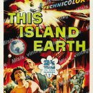 This Island Earth 1955 Vintage Movie Poster Reprint 32