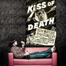 Kiss Of Death 1947 Vintage Movie Poster Reprint 2
