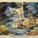 Snow White And The Seven Dwarfs 1937 Vintage Movie Poster Reprint 47