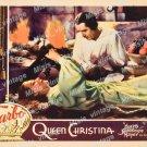 Queen Christina 1933 Vintage Movie Poster Reprint 6