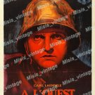All Quiet On The Western Front 1930 Vintage Movie Poster Reprint 9