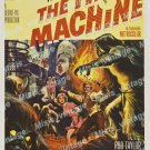 The Time Machine 1960 Vintage Movie Poster Reprint 4