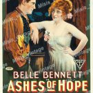 Ashes Of Hope 1917 Vintage Movie Poster Reprint 2