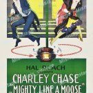 Mighty Like A Moose 1926 Vintage Movie Poster Reprint