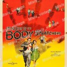 Invasion Of The Body Snatchers 1956 Vintage Movie Poster Reprint 45
