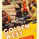 The Golden West 1932 Vintage Movie Poster Reprint 2