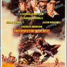 Once Upon A Time In The West 1969 Vintage Movie Poster Reprint