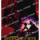 Revenge Of The Jedi 1982 Vintage Movie Poster Reprint 13