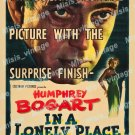 In A Lonely Place 1950 Vintage Movie Poster Reprint 8
