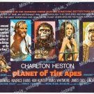 Planet Of The Apes 1968 Vintage Movie Poster Reprint 5