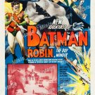 The New Adventures Of Batman And Robin 1949 Vintage Movie Poster Reprint 9