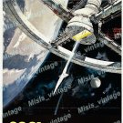A Space Odyssey 1968 Vintage Movie Poster Reprint 33