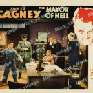 Mayor Of Hell 1933 Vintage Movie Poster Reprint