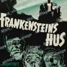 House Of Frankenstein 1944 Vintage Movie Poster Reprint 20