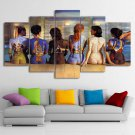 Large Framed Pink Floyd Nude Girls Canvas Print Wall Art Home Decor
